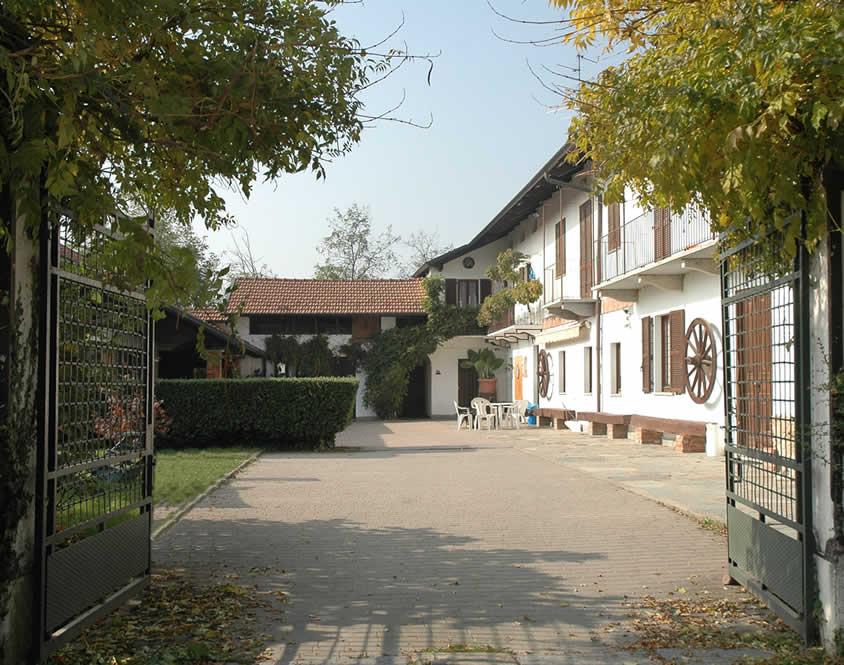 Centro Equestre Mottalciata - La struttura